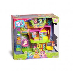 MojiPops Playset Tree House