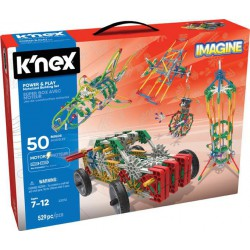K'Nex Imagine Power & Play 50 modeli - zestaw konstrukcyjny