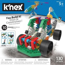 K'Nex - zestaw konstrukcyjny 10 modeli
