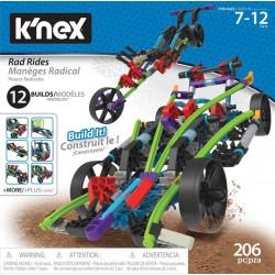 K'Nex - Rad Rides zestaw konstrukcyjny Pojazdy