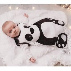 Bizzi Growin Śpiworek dla noworodka do spania Panda 2.5 TOG rozmiar 0+