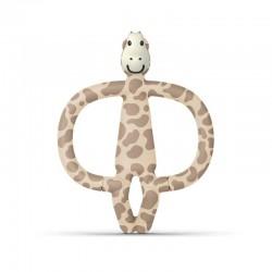 Matchstick Monkey Animals Giraffe Gryzak Masujący ze szczoteczką