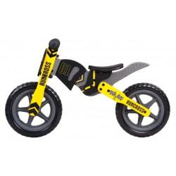 Rowerek biegowy drewniany RunCross