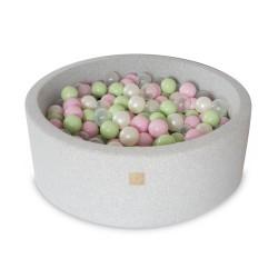 Suchy basen dla dziecka 90x30 cm + 250 piłek - Spring