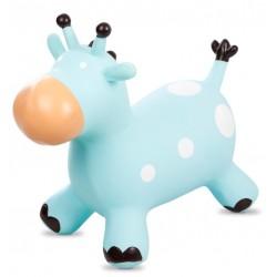 Skoczek żyrafka - niebieska