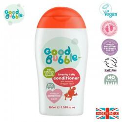 Good Bubble Organiczna odżywka wegańska do włosów Noworodka i Niemowlaka Dragon Fruit / Pitaya 100 ml