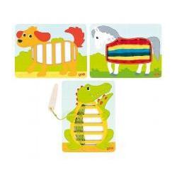 Zwierzęta do tkania Goki