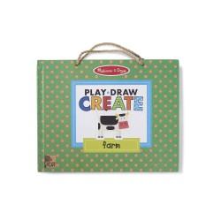 Zestaw kreatywny Farma