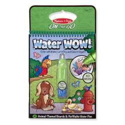 Zestaw 48 sztuk Malowanka Zwierzaki WaterWOW -10%