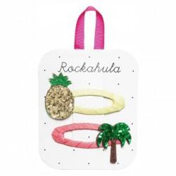 Rockahula Kids - spinki do włosów Tropical Island