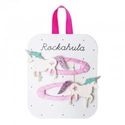 Rockahula Kids - spinki do włosów Unicorn