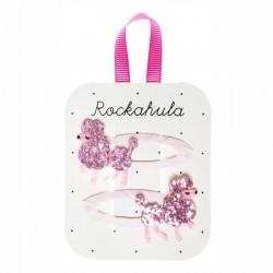 Rockahula Kids - spinki do włosów Polly Poodle