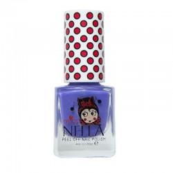 MISS NELLA - Bezzapachowy lakier do paznokci dla dzieci PEEL OFF Sweet Lavender