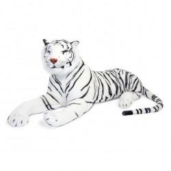 Tygrys Biały - duża maskotka