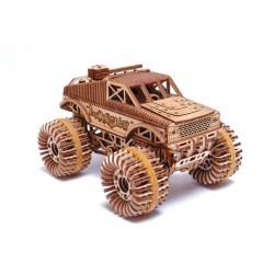WoodTrick Puzzle mechaniczne 3D ciężarówka