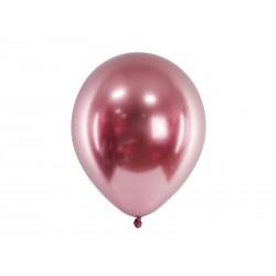 Balony Glossy 30cm, różowe złoto (1 op. / 50 szt.)