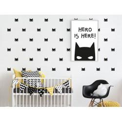 Naklejki na ścianę - Batmany