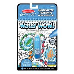 """Kolorowanka wodna Malowanka """"znajdź drogę - podwodna"""" - WaterWow"""