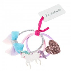 Rockahula Kids - gumki do włosów Unicorn