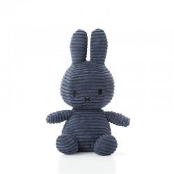 Miffy - Corduroy BLUE przytulanka 23 cm