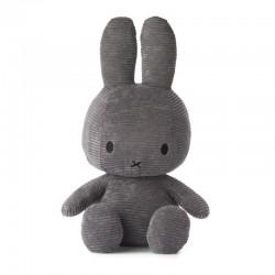 Miffy - Corduroy GREY przytulanka 50 cm