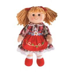 Duża lalka szmaciana Marysia