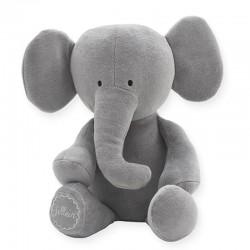 Jollein - Przytulanka Słoń Elephant Grey