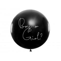 Balon Gender Reveal - Dziewczynka, 1m