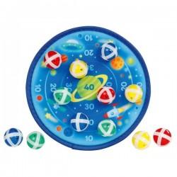 Kosmiczne rzutki gra dla dzieci i młodzieży