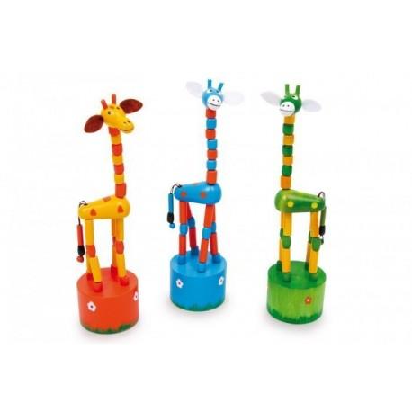 Ruchome żyrafy