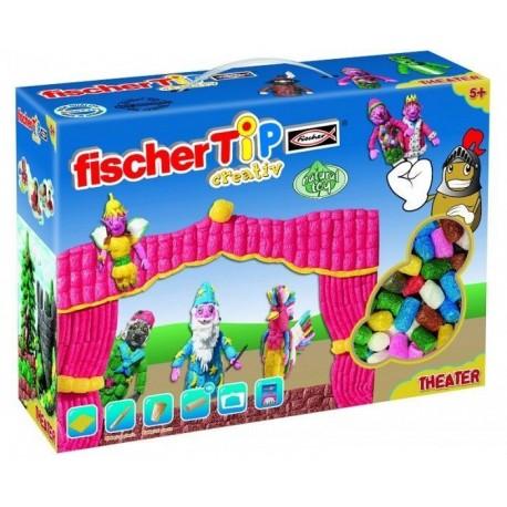 Kreatywny zestaw FischerTIP - Teatr