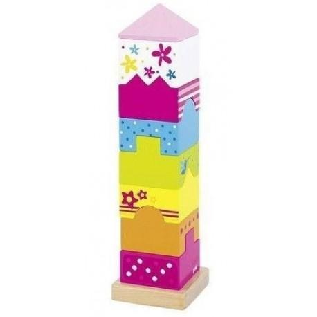 GOKI Układanka wieża Susibelle