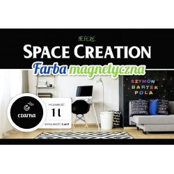 Farba magnetyczna Space Creation 1 litr