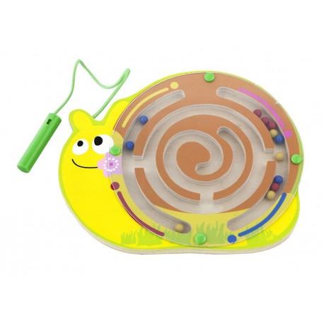 Labirynt magnetyczny Ślimaczek