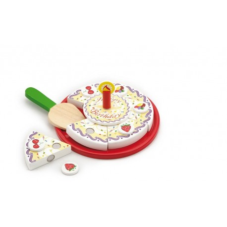 Tort urodzinowy do krojenia