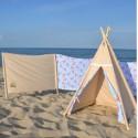Parawan plażowy Wakacyjne przygody