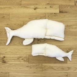 Poduszka wieloryb Pustynne safari duża