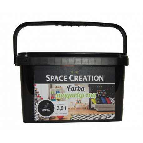 Farba magnetyczna Space Creation 2,5 litra