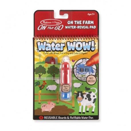 Malowanka wodna Farma Water WOW
