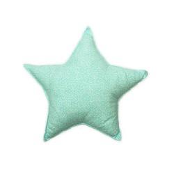 Poduszka gwiazdka - mięta