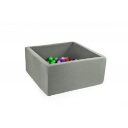 Suchy basen bez piłek 30 lub 40 cm kolor