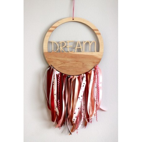 Łapacz snów Dream z tasiemkami