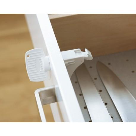 Baby Dan - Magnetyczna blokada szuflad i szafek