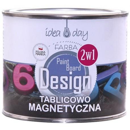 Farba 2w1 TABLICOWO-MAGNETYCZNA 0,5l