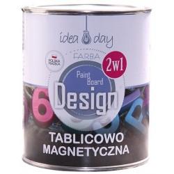 Farba 2w1 TABLICOWO-MAGNETYCZNA 0,75l