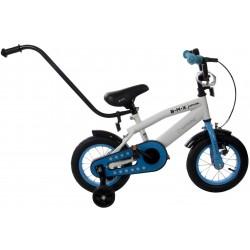 """Rowerek BMX 12"""" niebieski"""
