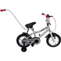 """Rowerek BMX 12"""" szary"""