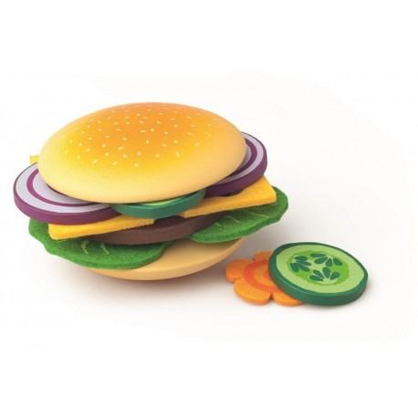 Hamburger - zrób własną kanapkę