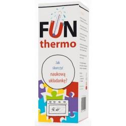 FUNthermo - eksperyment termokurczliwość