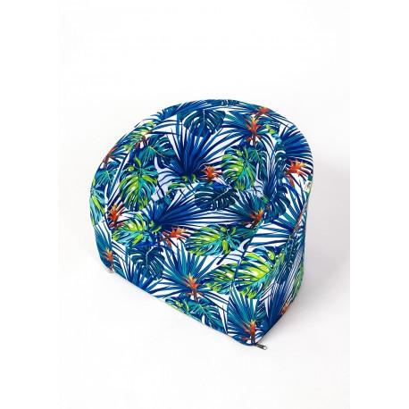Fotelik z pianki dla dzieci - tropical